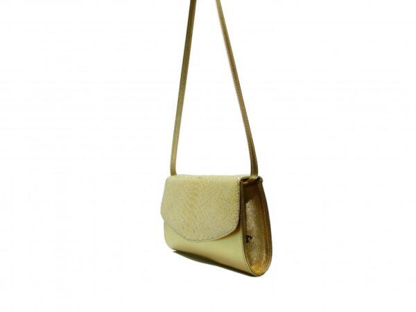 808 vecerna torbica zlata