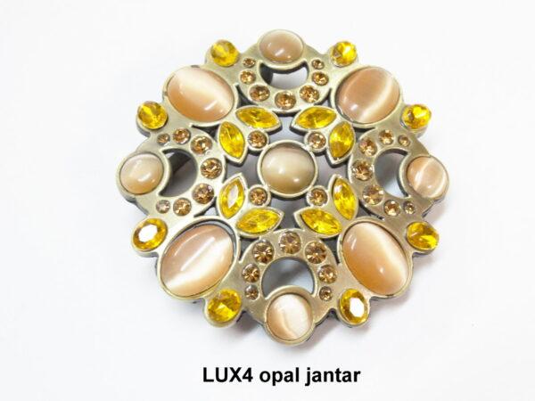 LUX4 opal jantar