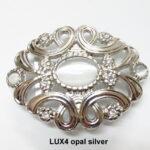LUX4 opal silver